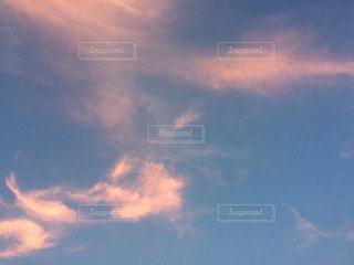 お空 雲の写真・画像素材[886086]