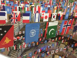 万国旗の写真・画像素材[886110]