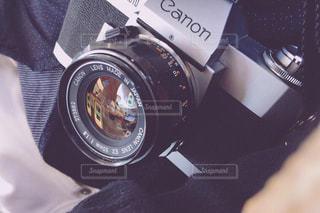 カメラのクローズ アップの写真・画像素材[996477]