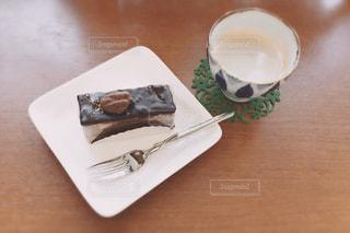 チョコレートケーキの写真・画像素材[1011464]
