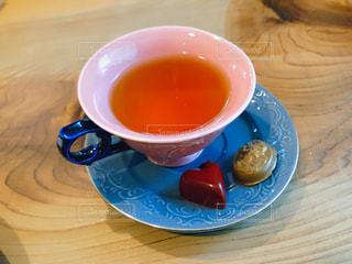 お茶の時間の写真・画像素材[1754992]