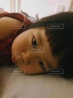 怒る女の子の写真・画像素材[3503028]