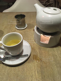 台湾茶ブレイクの写真・画像素材[1675750]