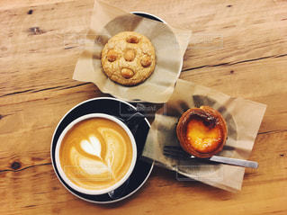 カフェの写真・画像素材[446137]