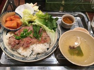 「ベトナム料理インドシナ」のランチの写真・画像素材[897847]