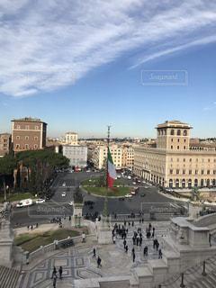 Piazza Veneziaからの景色 - No.935891