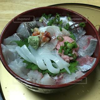 海鮮丼の写真・画像素材[887766]