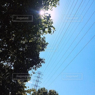 空の写真・画像素材[27749]
