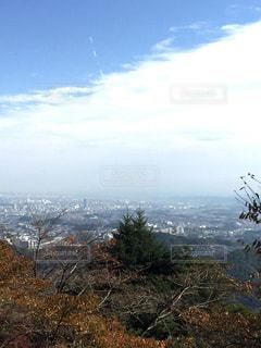 高尾山からの風景の写真・画像素材[888436]