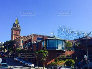 サンフランシスコのギラデリスクエアの写真・画像素材[1207594]