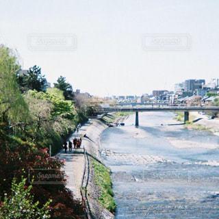 鴨川の写真・画像素材[2064869]