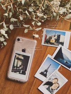 旅の思い出とアイフォンの写真・画像素材[2220617]