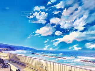 海岸から見た景色 - No.889702