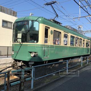 鋼のトラックの列車 - No.890089