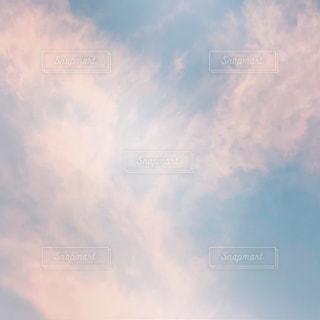 ピンク雲の写真・画像素材[914233]