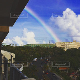 グアムの虹🇬🇺🌈の写真・画像素材[908182]