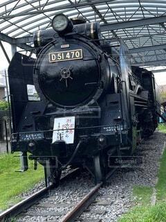 蒸気機関車 D51の写真・画像素材[4924786]