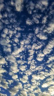 青空に秋の雲 - No.925887