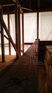 棟上げ当日の写真・画像素材[925891]