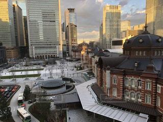 東京駅の写真・画像素材[953810]