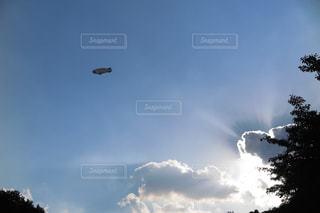 飛行船の写真・画像素材[892692]