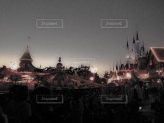 夜の写真・画像素材[12070]