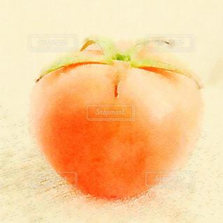 近くにトマトのアップの写真・画像素材[1599356]