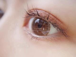 美しい目の写真・画像素材[1654714]