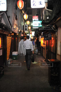 渋谷のんべい横丁の写真・画像素材[899052]