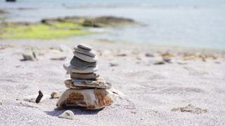 砂浜の写真・画像素材[898225]