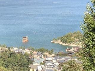 宮島 鳥居の写真・画像素材[905011]