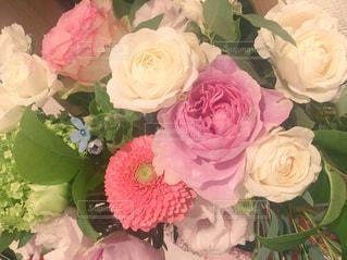 ピンクの花の花束 - No.1024584