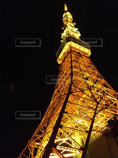 東京タワーの写真・画像素材[377162]