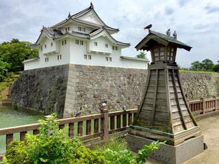 駿府城の写真・画像素材[688973]