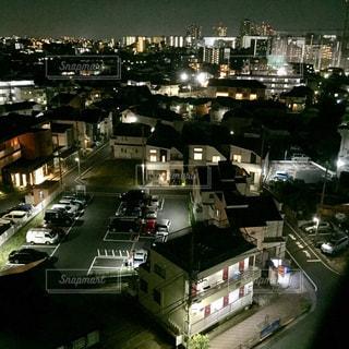 夜の街の景色 - No.758053