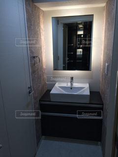 洗面台の写真・画像素材[1284553]