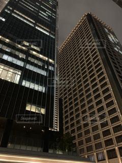 高い建物の写真・画像素材[2445603]