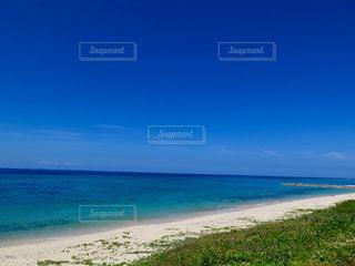 水の体の横にあるビーチ - No.898443
