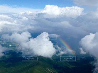 空の雲の写真・画像素材[899599]