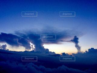 空の雲の写真・画像素材[901293]