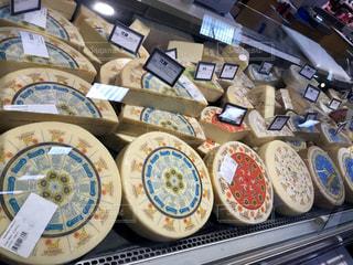 チーズいっぱいの写真・画像素材[902662]