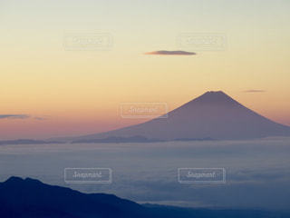 山のビューの写真・画像素材[902673]