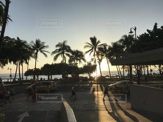 ハワイのサンセット - No.896367