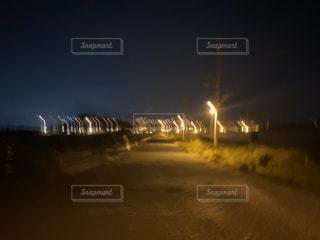 一本道の写真・画像素材[3528966]