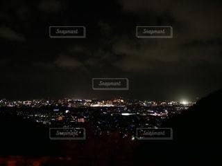 夜の光の写真・画像素材[3544519]