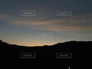 夕暮れの写真・画像素材[3587784]
