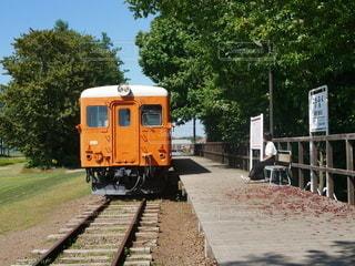 幸福駅の写真・画像素材[3615906]