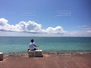 沖縄の海・美らサンビーチ - No.897550