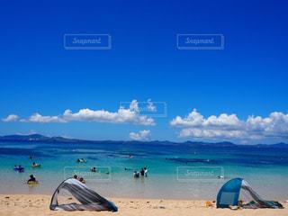 沖縄の海・伊計島 - No.897593