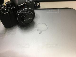 カメラとパソコン - No.904359